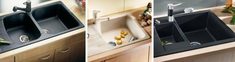 Cuisine sur mesure : choisir son évier – combien de bacs ?