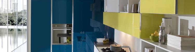 Cuisine aménagée : Quelle couleur dans ma cuisine ?