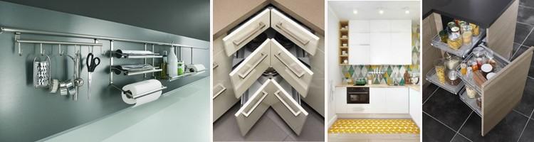 Cuisine aménagée sur mesure : optimiser l'espace dans une petite cuisine