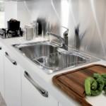 Entretien cuisine sur mesure : l'évier
